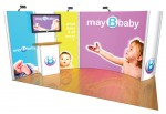 4 x 2m Exhibition Stand
