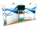 4.2 x 0.7m Exhibition Stand