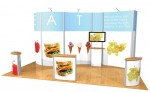 6 x 3m Exhibition Stand